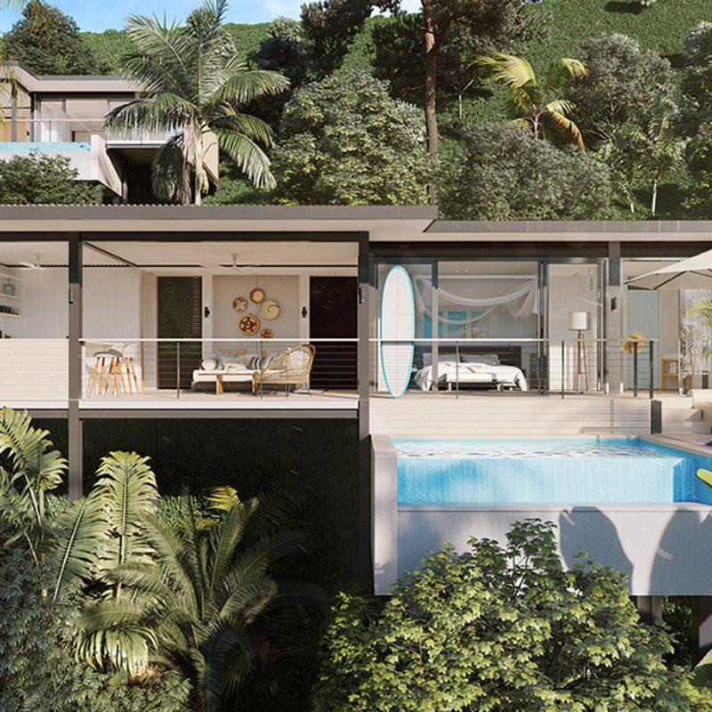 Luxury Surf Villas